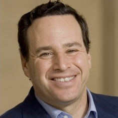 David Frum, left wing ideologue and contributor to the Daily Beast, CNN and Newsweek