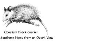 The Opossum Creek Courier