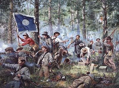 Resultado de imagen de Chickamauga battle