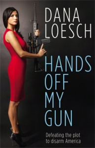 Radio Talk Show Host Dana Loesch , uses the latest Republican talking point to combat gun control advocates ; But is it the best strategy?