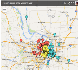Map courtesy of River Front Times